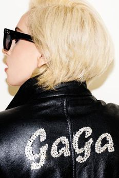 Lady Gaga X Terry Richardson book cover