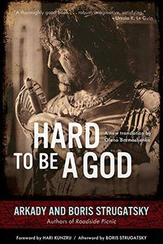 Hard to Be a God book cover