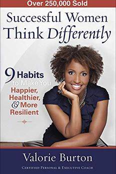 Successful Women Think Differently book cover