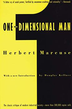 One-Dimensional Man book cover