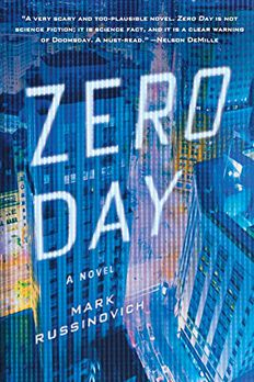 Zero Day book cover