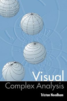 Visual Complex Analysis book cover