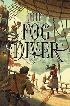 The Fog Diver book cover