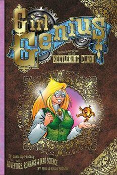 Girl Genius Volume 1 book cover