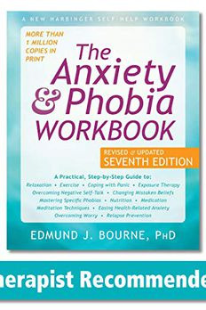 The Anxiety and Phobia Workbook book cover