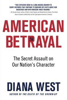American Betrayal book cover