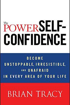The Power of Self-Confidence book cover
