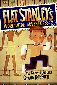 Flat Stanley's Worldwide Adventures #2 book cover