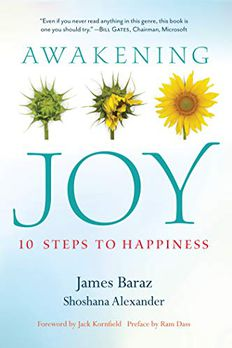 Awakening Joy book cover