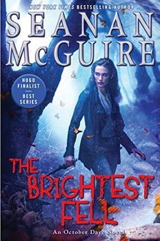 The Brightest Fell book cover