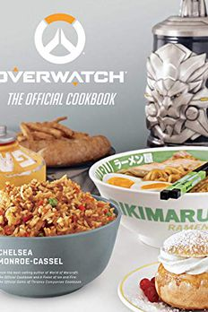 Overwatch book cover
