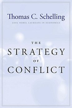 The Strategy of Conflict book cover
