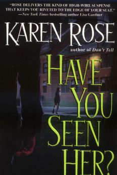 Have You Seen Her? book cover