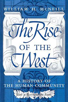 The Rise of the West book cover