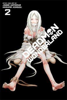 Deadman Wonderland, Vol. 2 book cover
