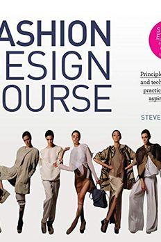 Fashion Design Course book cover