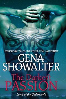 The Darkest Passion book cover