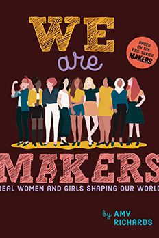 We Are Makers book cover