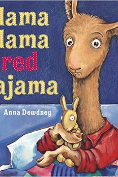 Llama Llama Red Pajama book cover