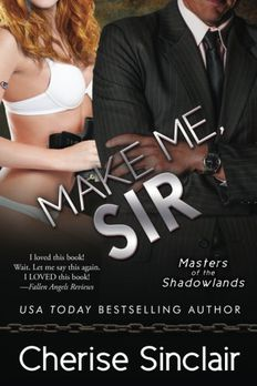Make Me, Sir book cover