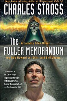 The Fuller Memorandum book cover