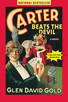 Carter Beats the Devil book cover