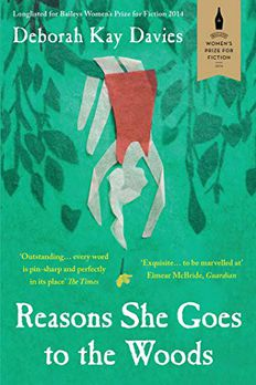 Reasons She Goes to the Woods book cover