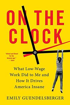 On the Clock book cover