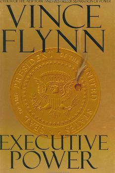 By Vince Flynn Executive Power[Hardcover] book cover