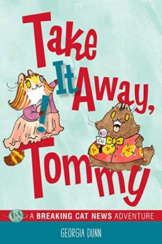 Take It Away, Tommy! book cover
