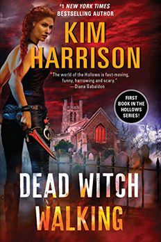 Dead Witch Walking book cover