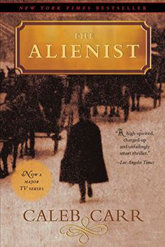The Alienist book cover