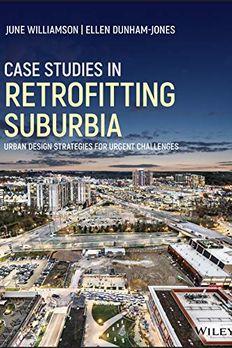 Case Studies in Retrofitting Suburbia book cover