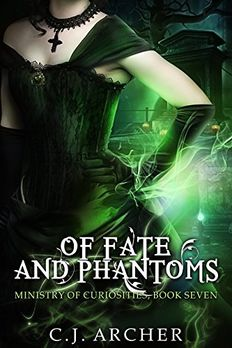 Of Fates And Phantoms book cover