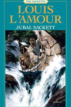 Jubal Sackett book cover