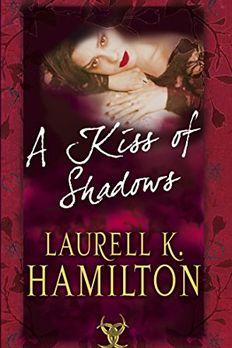 A Kiss of Shadows book cover