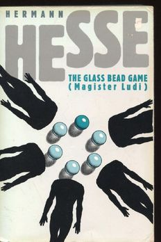 The Glass Bead Game book cover