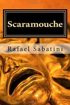 Scaramouche book cover