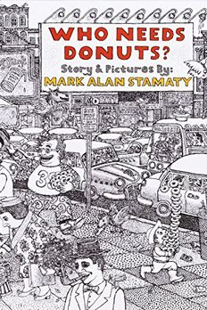 Who Needs Donuts? book cover