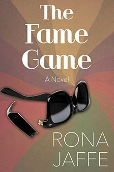 The Fame Game book cover