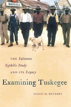 Examining Tuskegee book cover