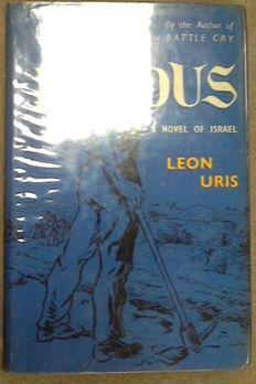 Exodus book cover