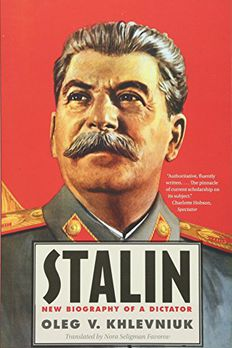 Stalin book cover