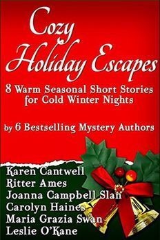 Cozy Holiday Escapes book cover