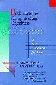 Understanding Computers and Cognition book cover