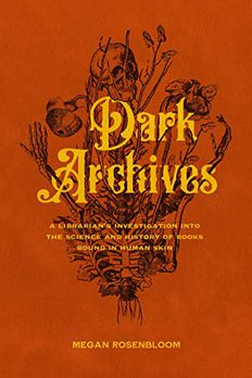 Dark Archives book cover