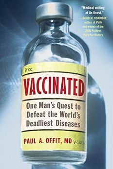 Vaccinated book cover