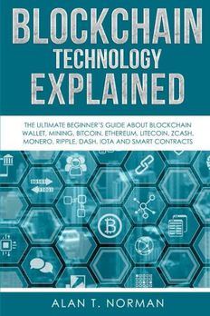 Blockchain Technology Explained book cover