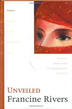 Unveiled book cover