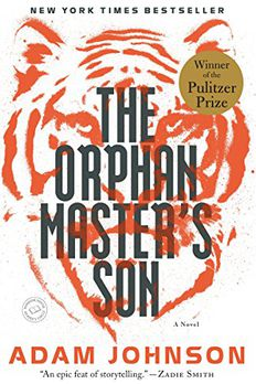The Orphan Master's Son book cover